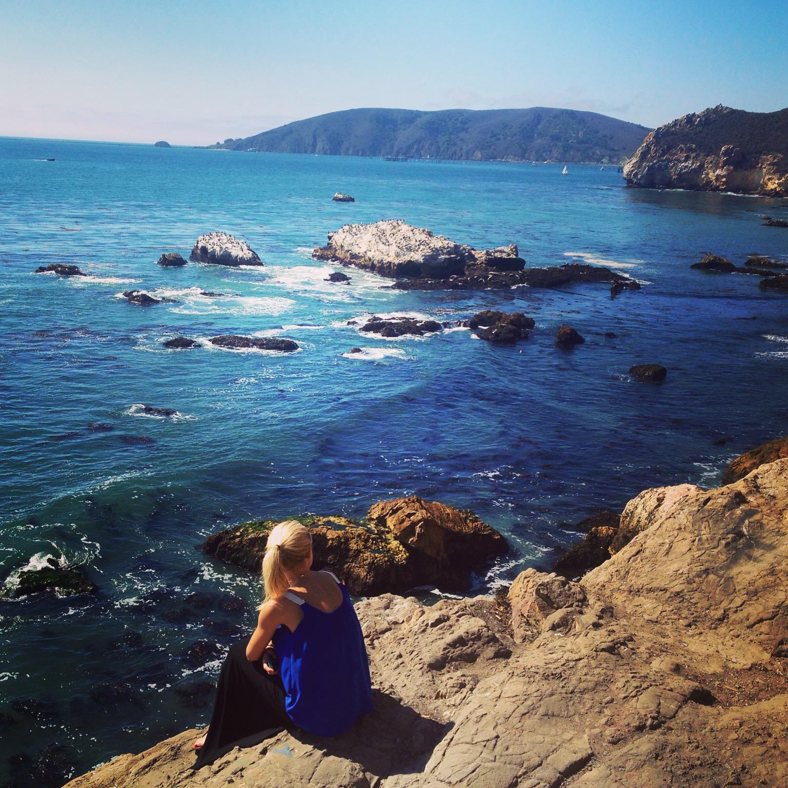 Pirate's Cove // Avila Beach, California