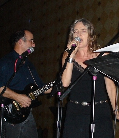 Mary singing