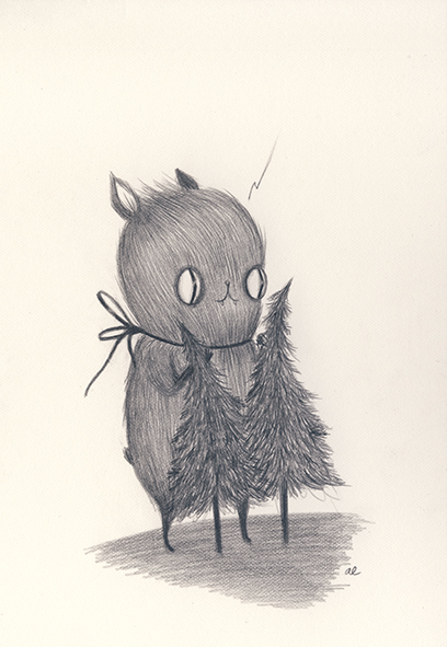 Hiding Here by Amy Earles