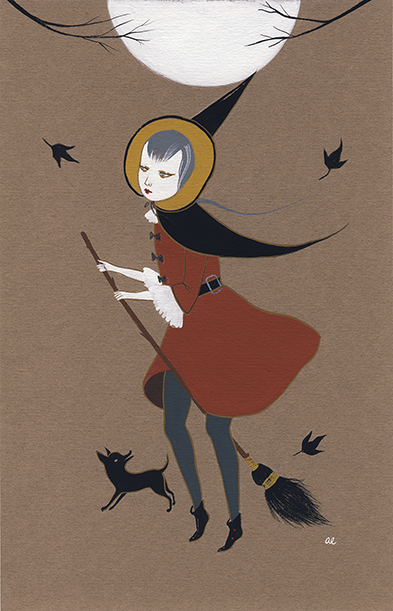 Dream of Black Leaves by Amy Earles