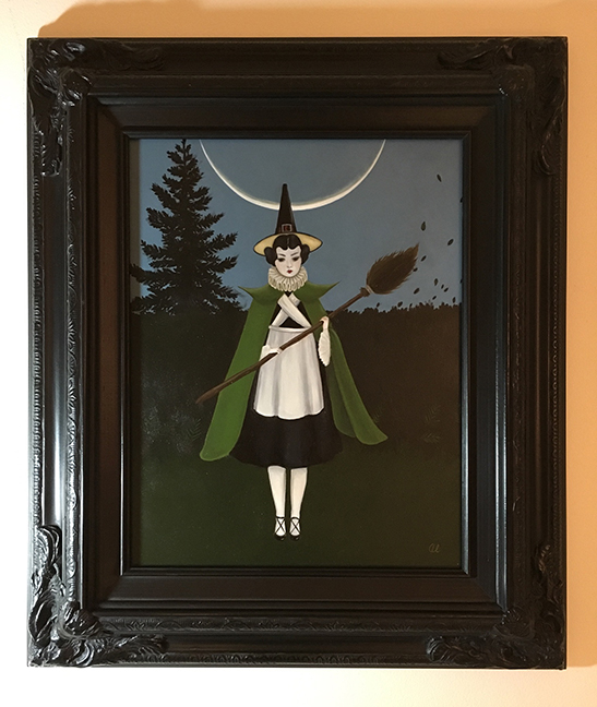 Descent of Wood by Amy Earles