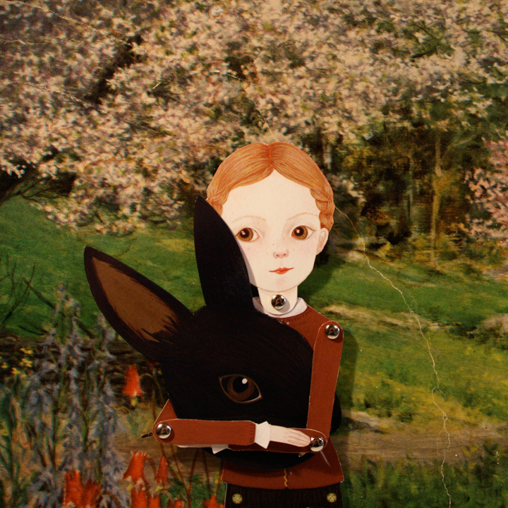 Little Marigold by Amy Earles, 2009