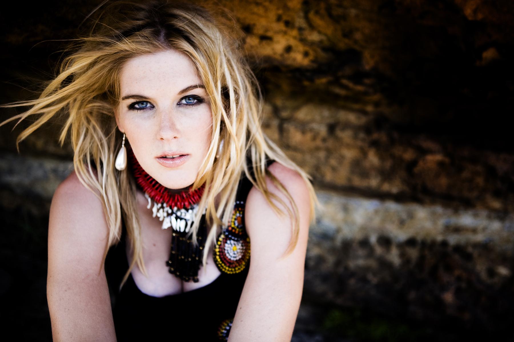 Caroline Pemberton for Culture Shock Couture
