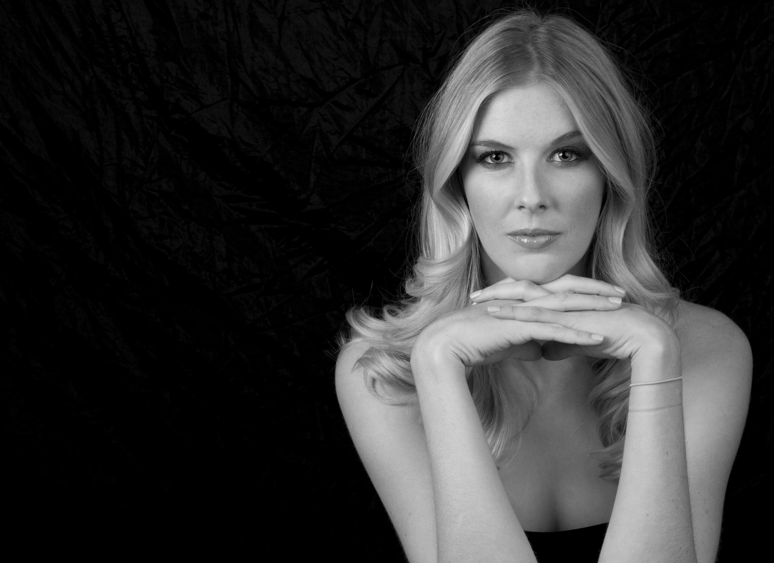 Caroline Pemberton - Model
