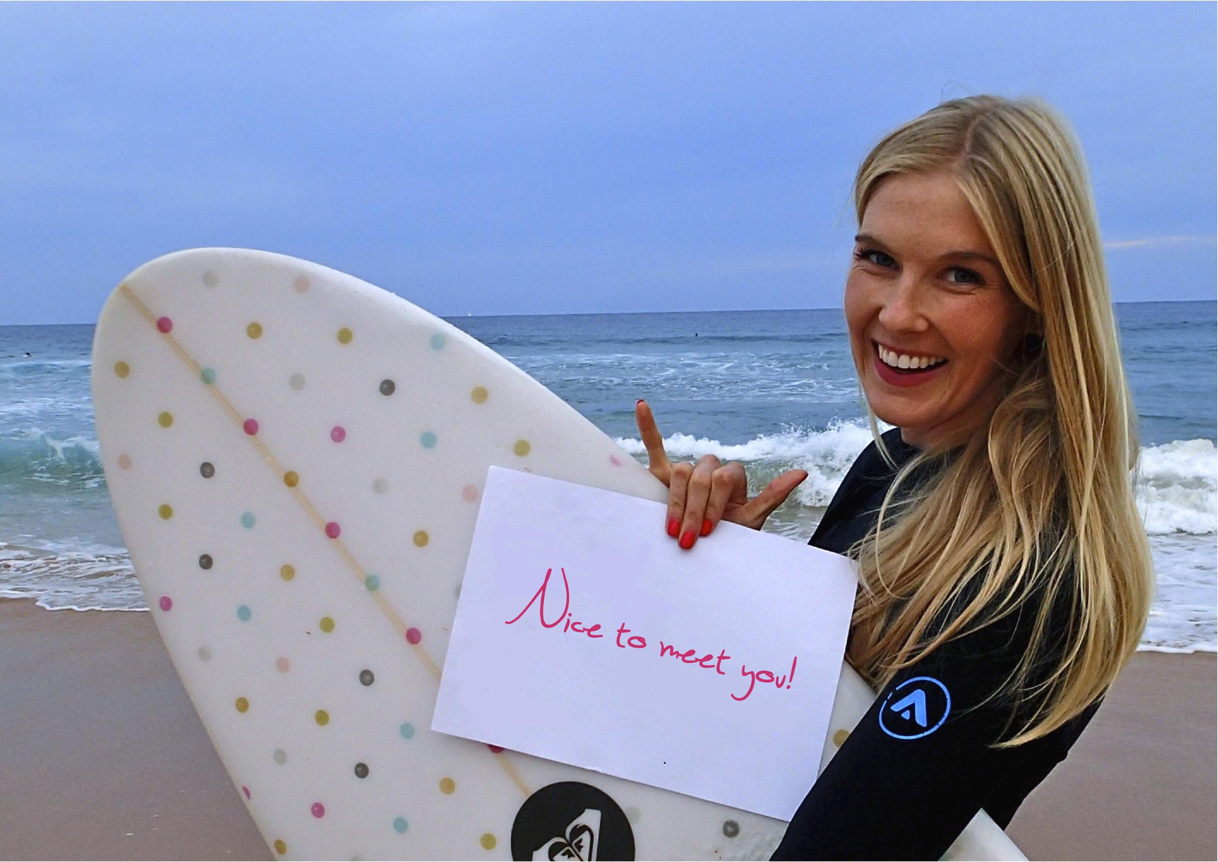 Caroline Pemberton - Nice to Meet You!