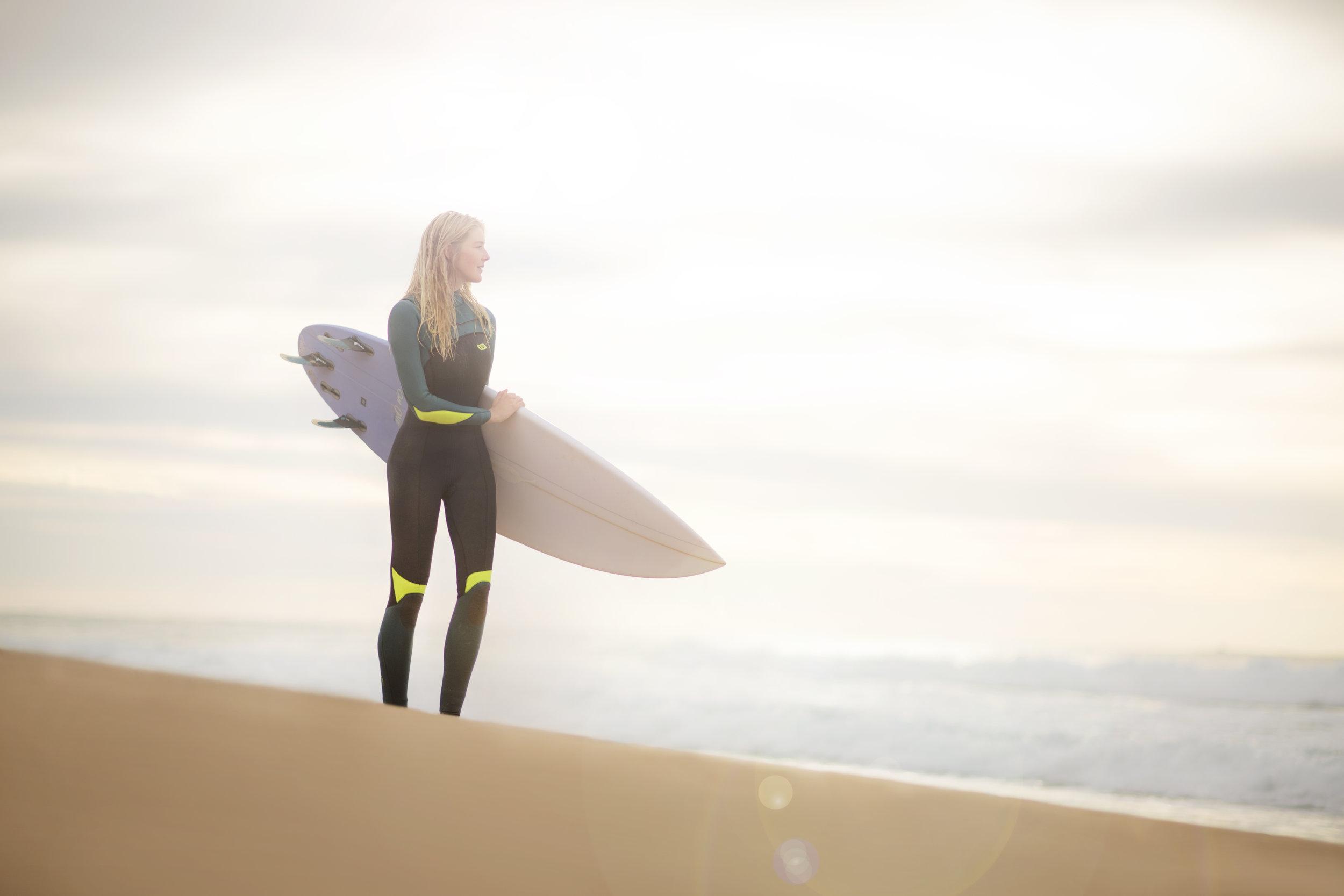 Caroline Pemberton_Surf_Photo: Mark Watson