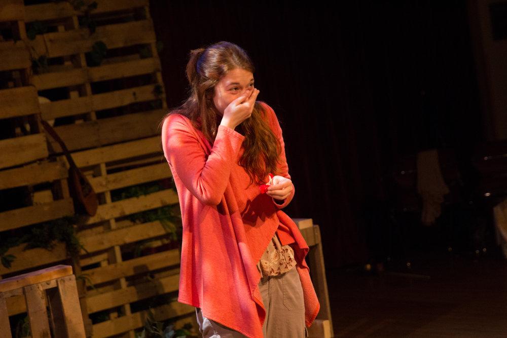 Kellie Moon as Robin
