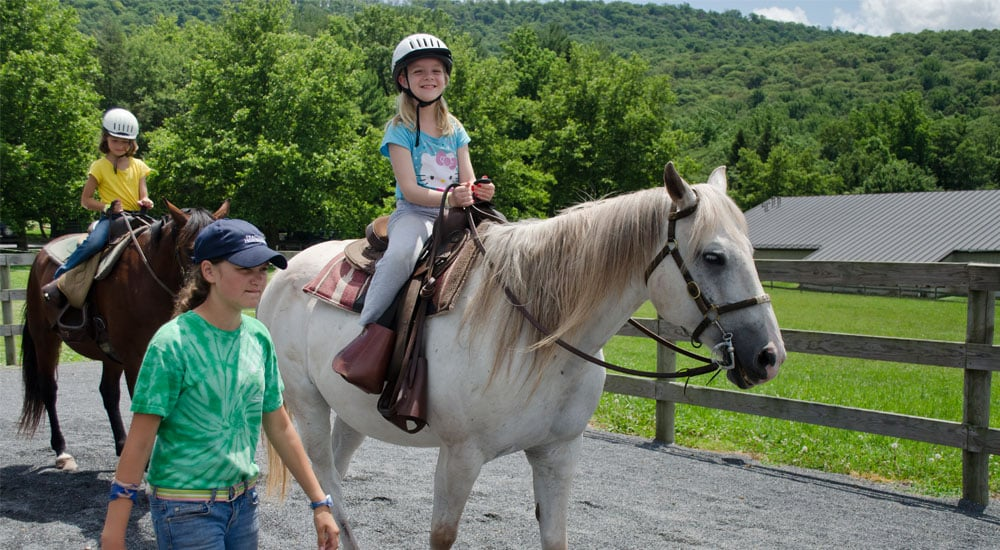 Handled Horse Rides