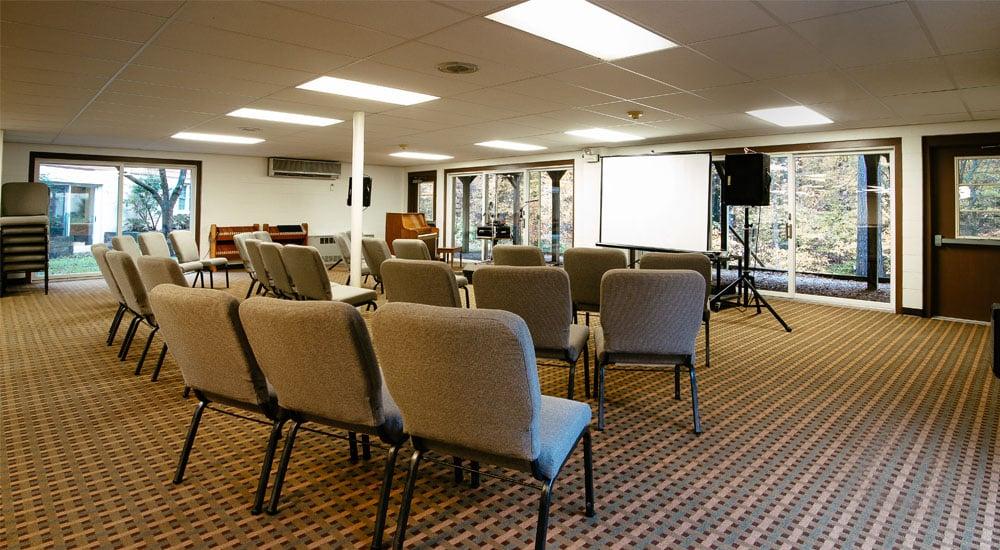 Sylvan View- Meeting Space