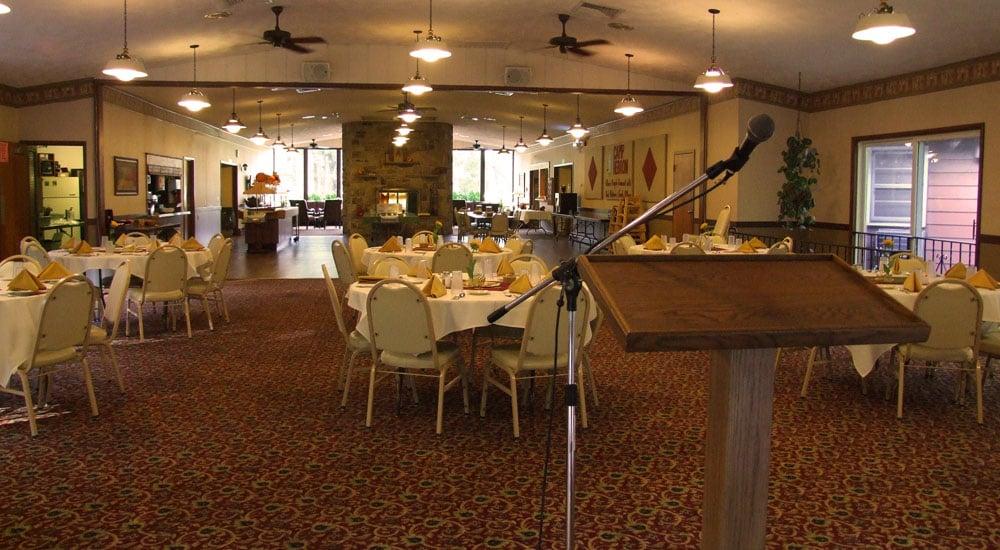 Sylvan View Dining Room