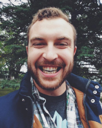 Oliver Thompson   Youth & Adventure Program Manager