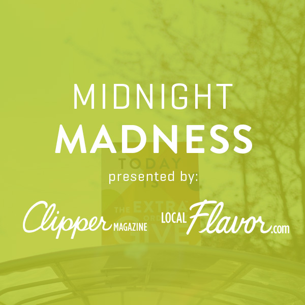 12am-3am: Midnight Madness -