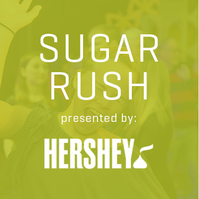 10pm-11pm: Sugar Rush -