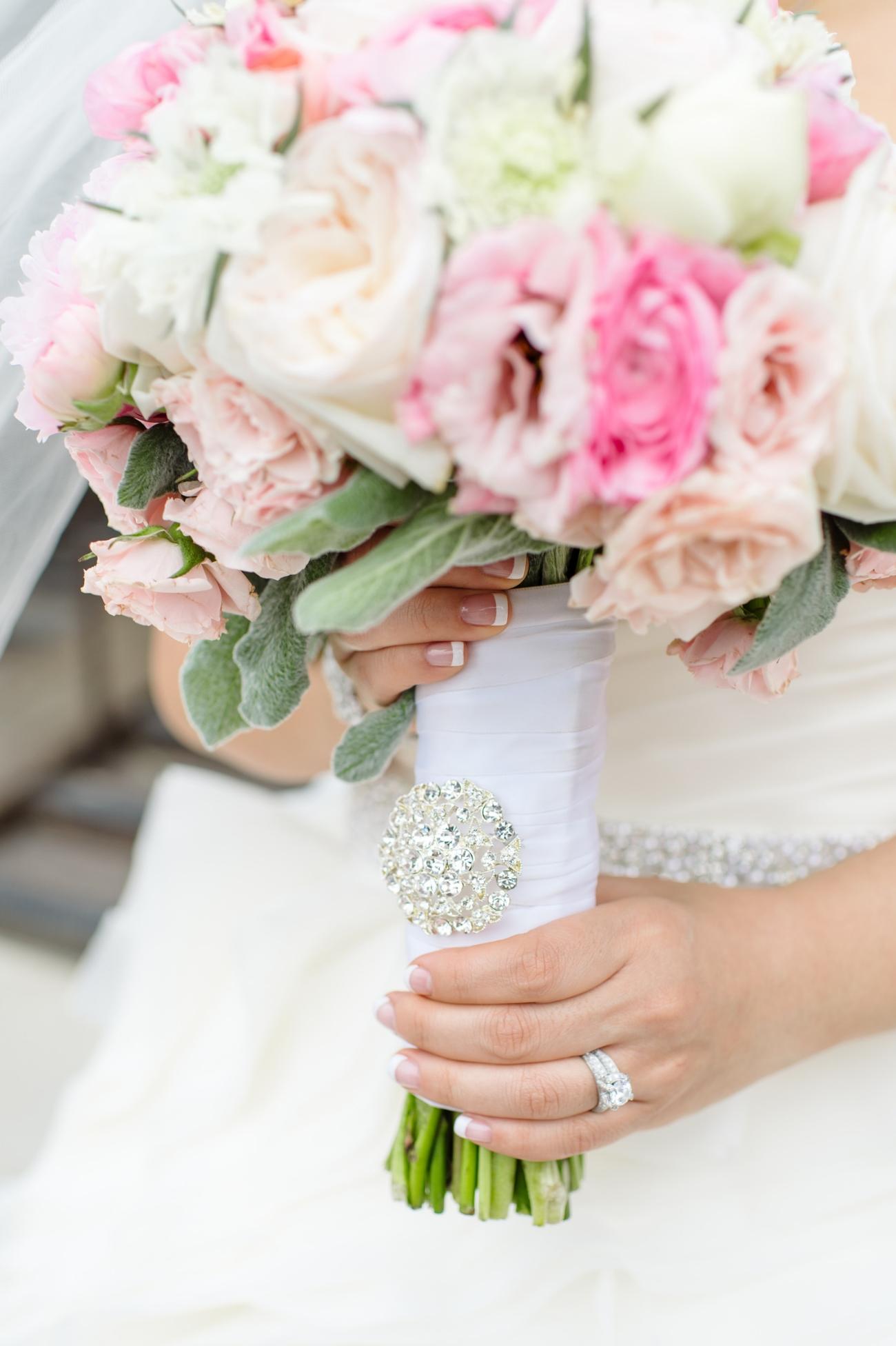 Blush pink.... loveandsparrows.com.  Photo by Celina Gomez