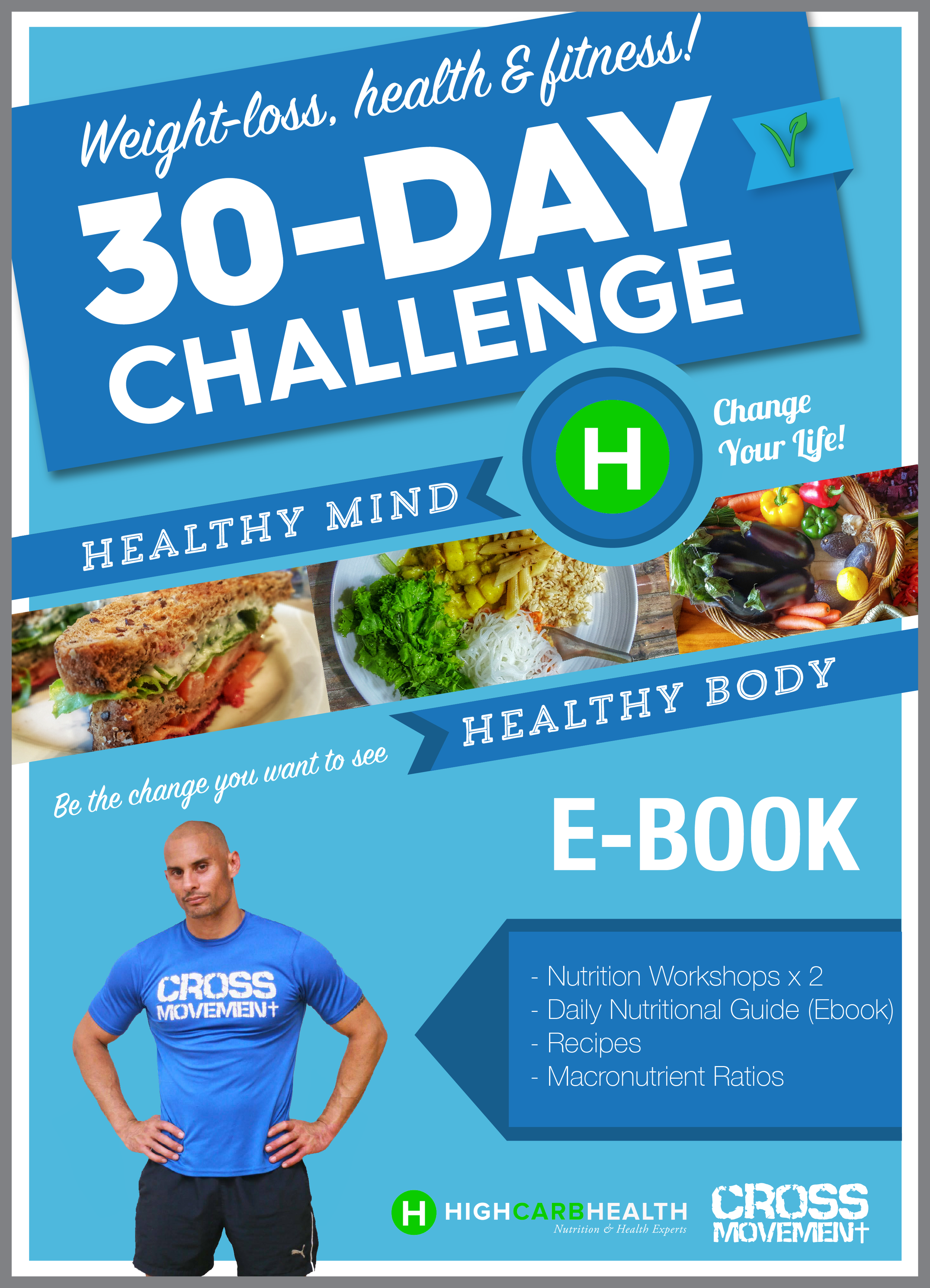 The 30 Day Weight-loss, Health & Fitness E-book