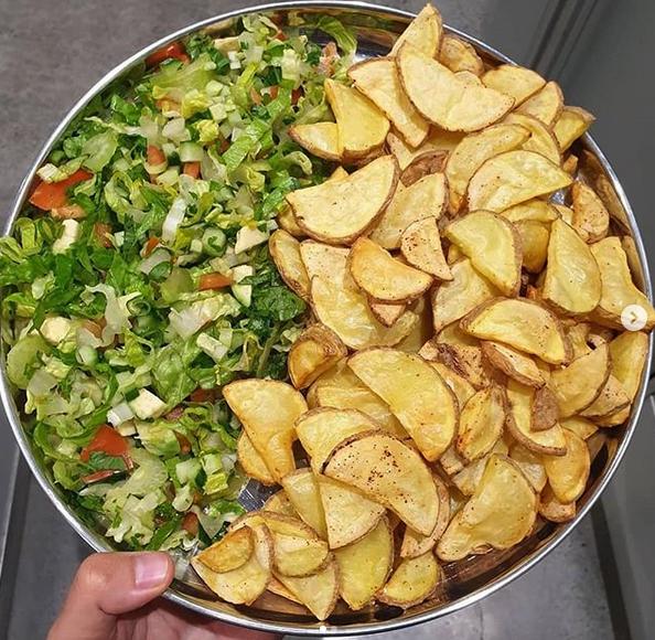 A tasty diet plan for gastritis ! -