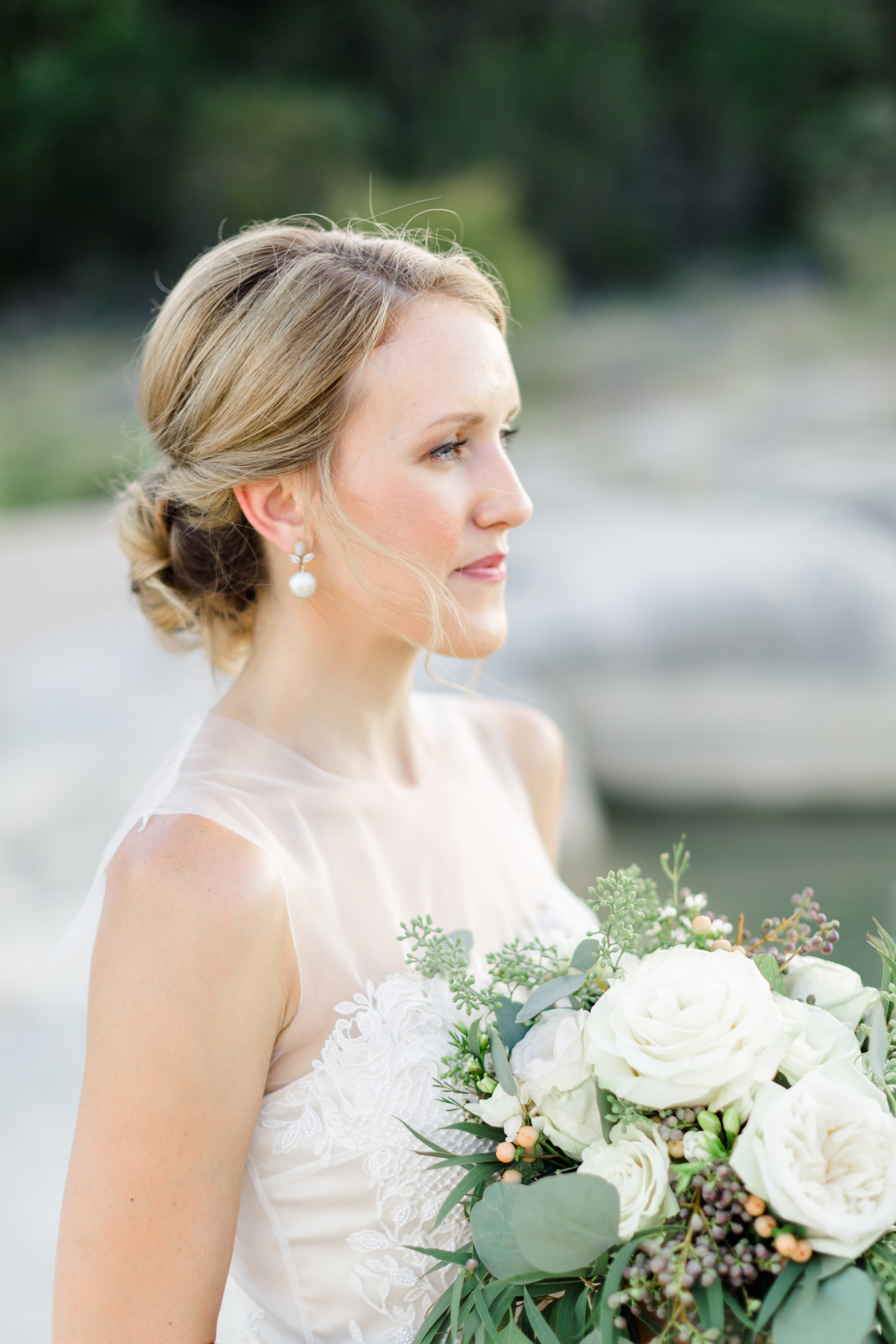 Pedernales Falls Austin Bridal Session. Kayla Snell Photography. Austin wedding Photographer