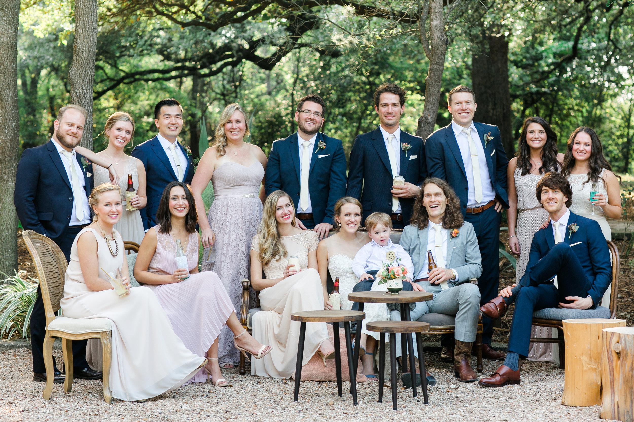 Austin Texas Fine Art Photographer Kayla Snell Photography - Mercury Hall Brunch Wedding