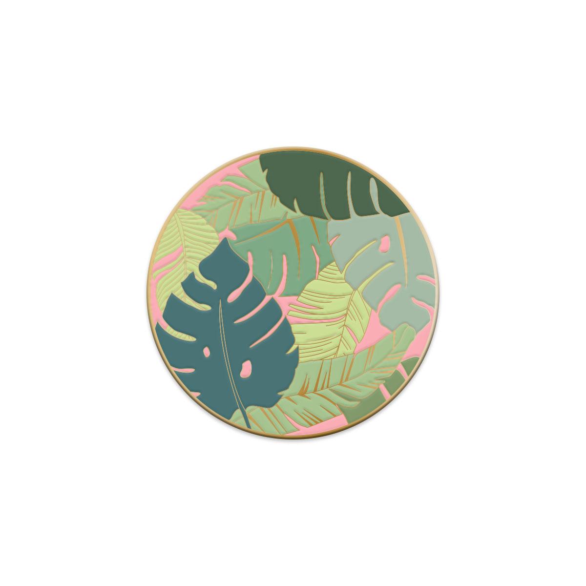 Tropical Leaf Magnet