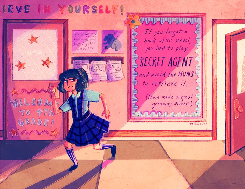 SECRET AGENT (2014)
