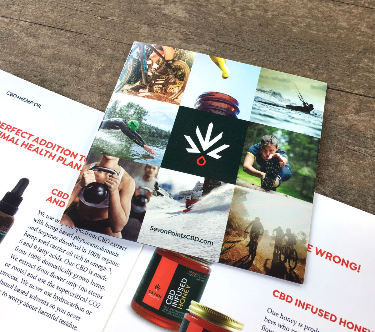 BROCHURE FOR SEVEN POINTS CBD
