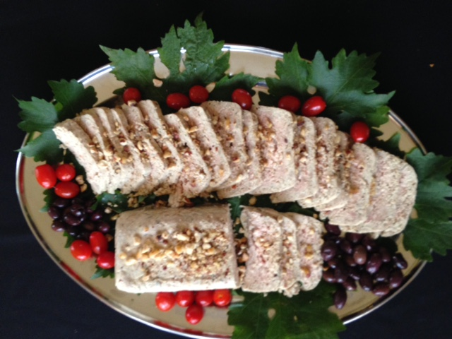 Hazelnut Chicken Terrine