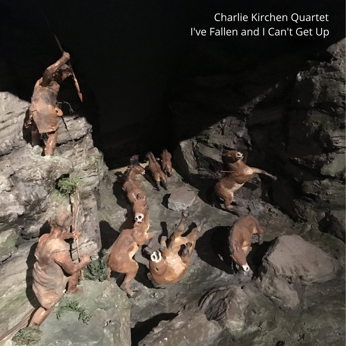 Charlie Kirchen Quartet — I've Fallen and I Can't Get Up