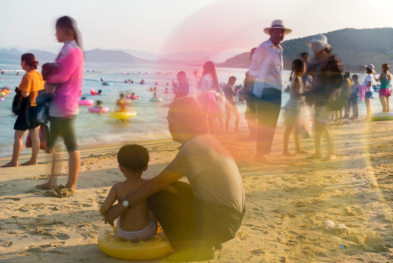 Dameisha beach. Shenzhen, China