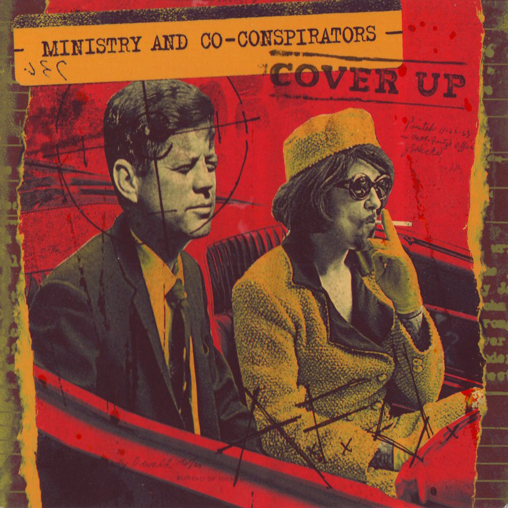Cover Up  2008