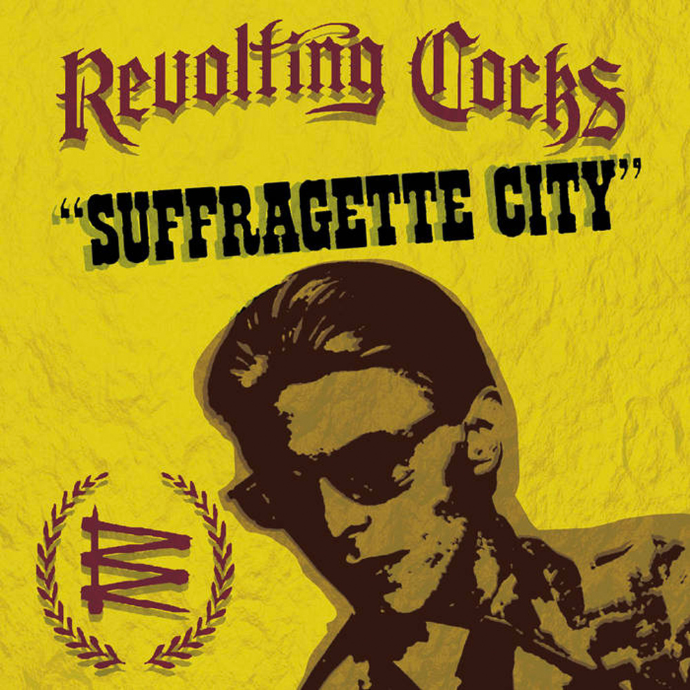 Suffragette City  2016