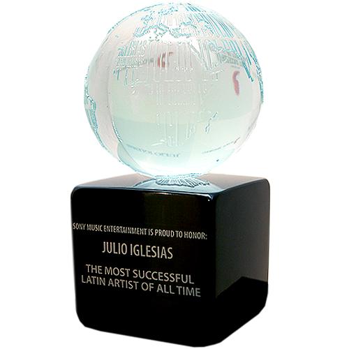 Julio Iglesias (Bespoke award)