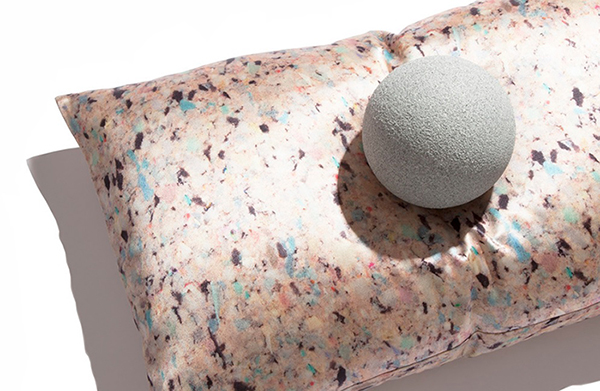 Lottie Wareen, Faded silk pillow.http://store.afterpartystore.co.uk/product/faded-silk-pillow-case
