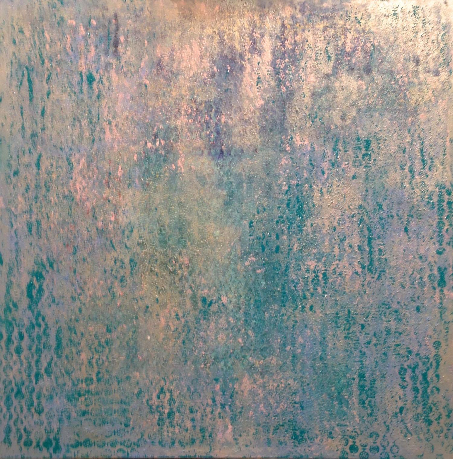 Camino de Sant Elm    oil on canvas 100cm x 100cm