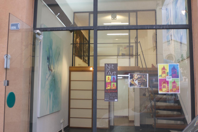 The studio, SArraco, Andratx