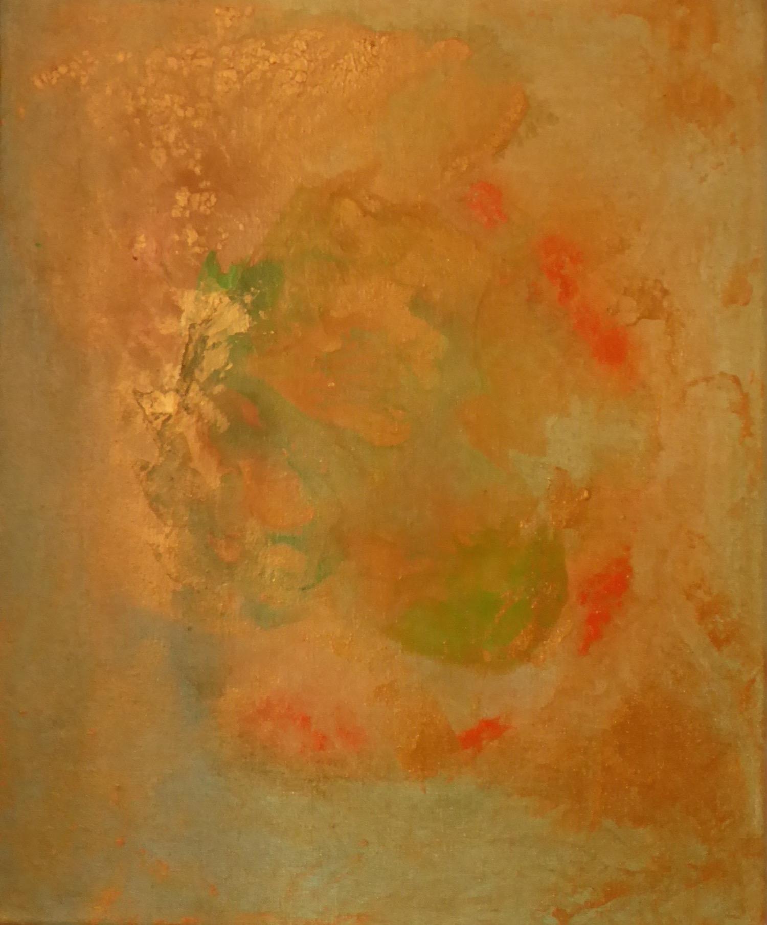 Autumn  mixed media on canvas  35cm x 45cm
