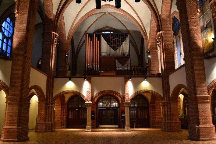 Walpurgisnacht  | Mendelssohn (2012)   Cantorei der Reformationskirche  Rehearsal Pianist