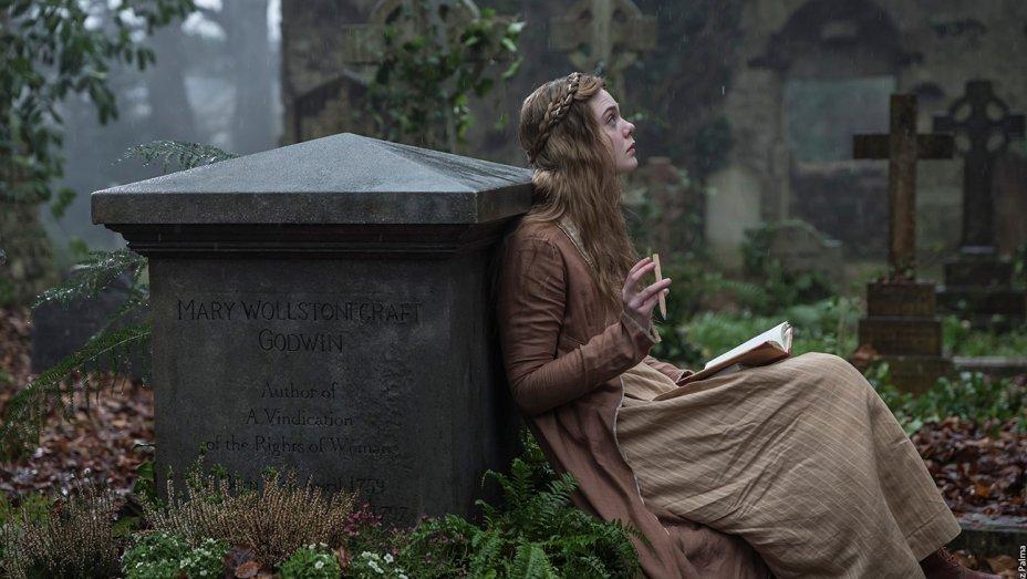 Mary Shelley   (dir. Haifaa Al-Mansour)   composer: Amelia Warner   Additional Orchestration