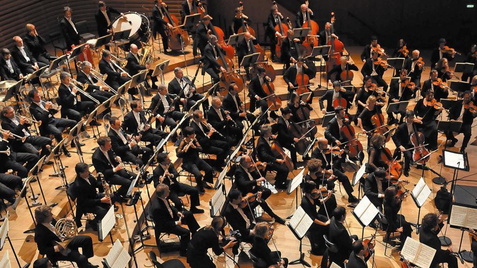 Ça Va!    composer: Jonathan Bepler (OPRF Orchestra)  Score Preparation