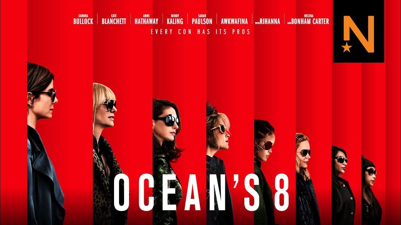 Oceans 8   composer: Daniel Pemberton  Orchestration