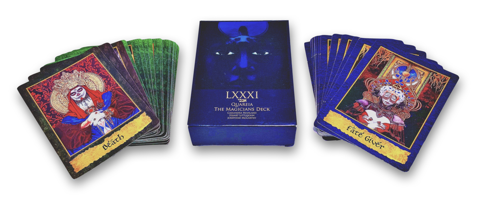 The LXXXI Quareia Magicians Deck | 1st edition | now expanded and revised 2nd edition open for order!