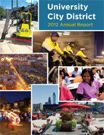 University City District 2012 Annual Report  (PDF, 9.4 MB)