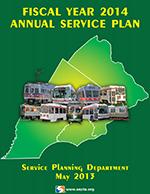 SEPTA 2014 Annual Service Plan  (PDF, 2.6 MB) May 2013
