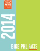 Bike PHL Facts 2014  (PDF, 1 MB)