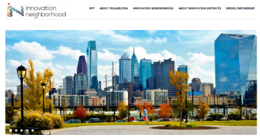 Innovation Neighborhood  (Website)