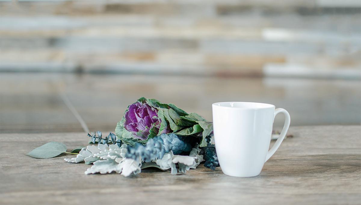 Coffee Cup Custom Stock Image