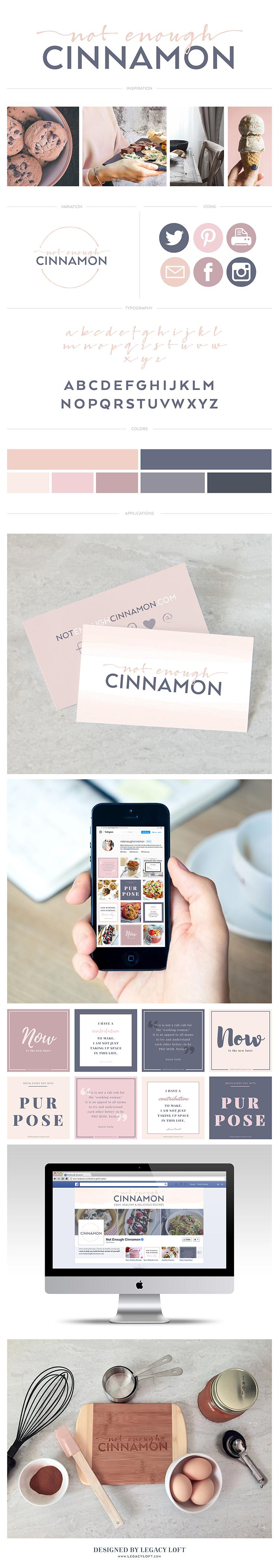 Not-Enough-Cinnamon-brand-board.jpg