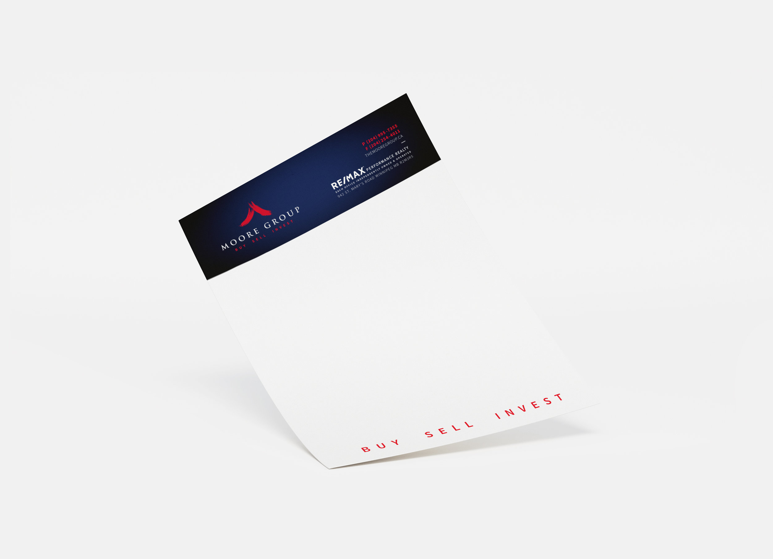 moore-group-winnipeg-remaz-team-branding-design-logo-letterhead-clover-and-crow