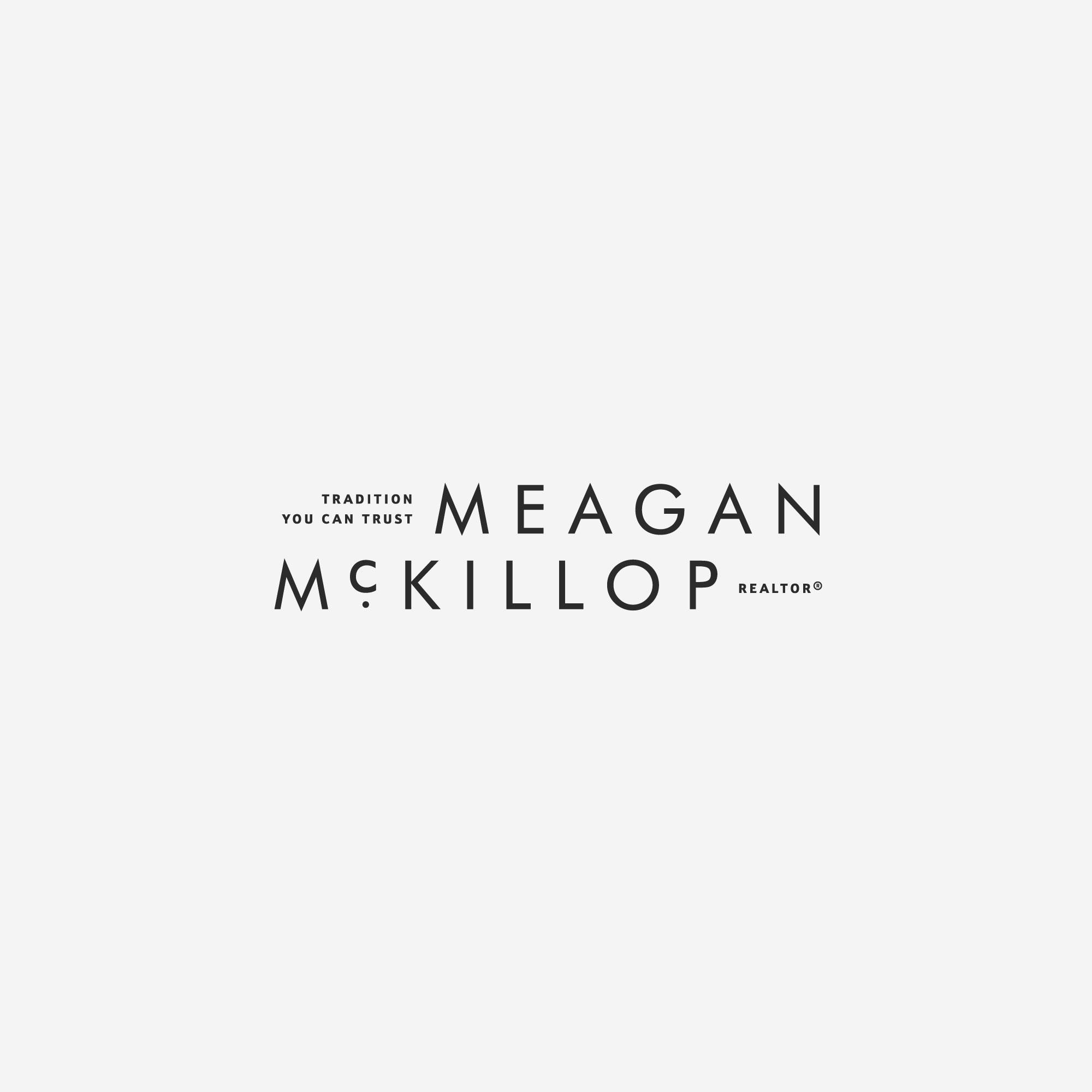 MEAGAN McKILLOP - RE/MAX (COMING SOON!)