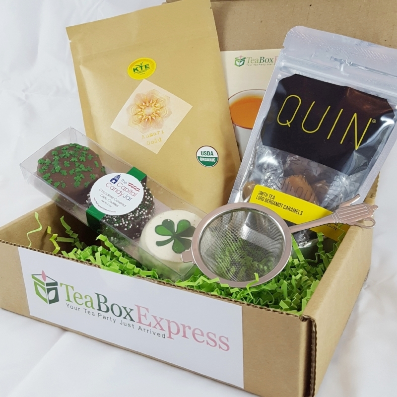 march 2017 tea box