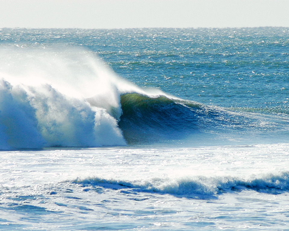 November 27th 2004. I consider this the first day I took a photo with the intention of being a Surf Photographer.